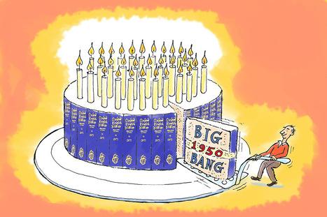 OED birthday word generator: which words originated in your birth year? | OxfordWords blog | tefl methods | Scoop.it