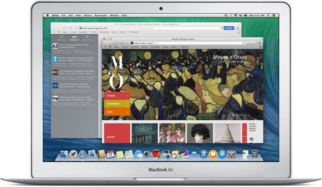 Apple - Safari - Navega la Web de forma más inteligente y poderosa. | Manejo de Sistemas de Informacion | Scoop.it