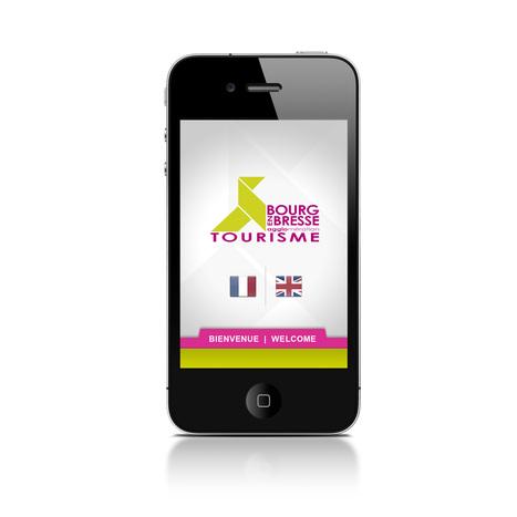 Site Internet mobile de l'Office de tourisme de Bourg-en-Bresse Agglomération : recherchons testeurs ! | Bourg Test | Scoop.it