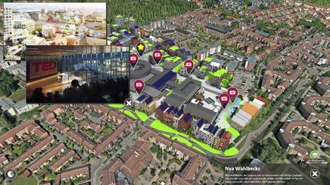 4D Improves Decision Making in City Management | Geospatial IT | Scoop.it