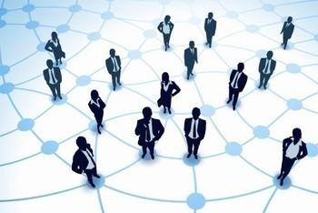 Les réseaux sociaux dessinent un nouveau monde professionnel | Le Journal du Portage Salarial | Internet world | Scoop.it