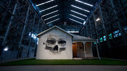 Art Nation - Outpost street art - Video - ABC Arts | Architecture and Urban Planning | Scoop.it