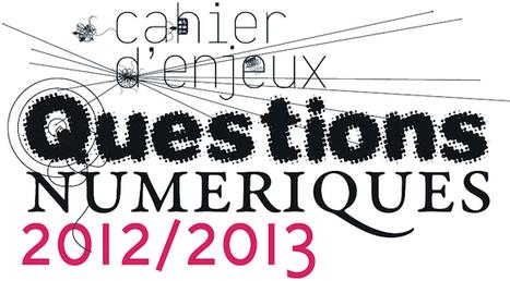 Le 2e cahier d'enjeux Questions Numériques est en ligne ! | reutilisation donnees publiques | Scoop.it