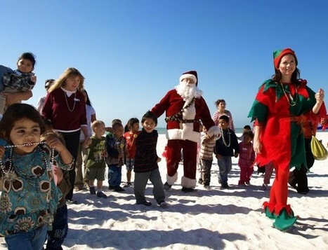 Make your Christmas Perfect with Sand Beach Games... | SandBiz - Manufacturers of Sand Hole and Sand Toss Beach Games | Scoop.it