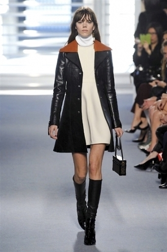 Louis Vuitton - Parigi - Autunno Inverno 2014/2015 - Sfilate - MarieClaire | Palpi Fashion & Style | Scoop.it