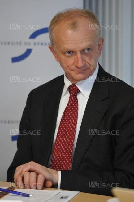Université de Strasbourg : Michel Deneken candidat à la présidence | Strasbourg Eurométropole Actu | Scoop.it