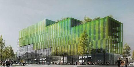 [Video] Cultiver des algues dans les façades des immeubles | Conscience - Sagesse - Transformation - IC - Mutation | Scoop.it