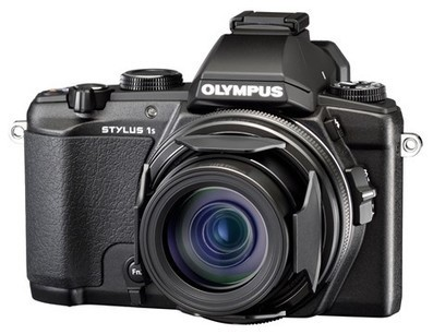 Olympus brings Stylus 1s enthusiast super zoom to the US | Camera Equipment | Scoop.it