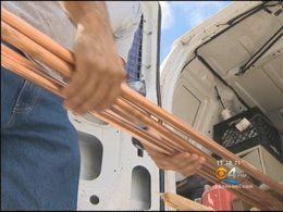 Copper Criminals Circling The Drain « CBS Miami | Copper & Metals Theft | Scoop.it