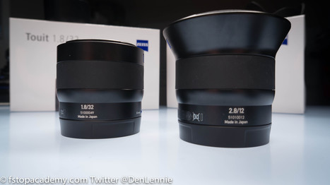 Zeiss Touit can they be used for video? | Sony Professional | Scoop.it