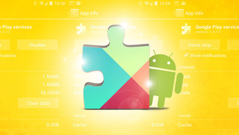 Why Google Play Services Are Now More Important Than Android | Do The Robot | Scoop.it