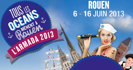 L'Armada 2013 en perspective à Rouen du 6 au 16 juin !   location bateaux et voiliers   Armada de Rouen 2013   Scoop.it