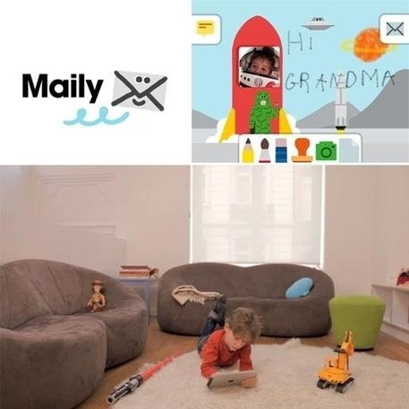 Maily : une chouette application pour les petits - My Babymoov - Accessoires et matériel de puériculture bébé | Autour de la puériculture, des parents et leurs bébés | Scoop.it