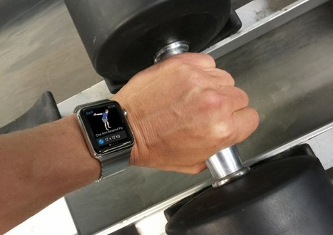 Tim Cook hints at greater health features for Apple Watch | Digital Health | Scoop.it