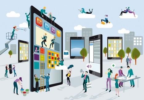 La Educación Social en la competencia digital (1 de 4) | EducaBlog, Blog sobre Educación Social | Bibliotecas, bibliotecarios y otros bichos | Scoop.it