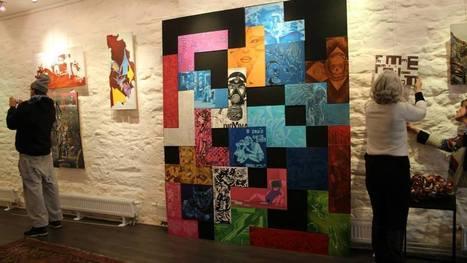 Tetronimo à la galerie Angle3 de Quimper   Les créations de Tarek   Scoop.it
