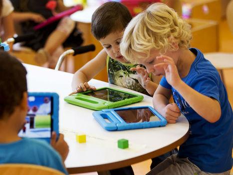 Sabem mexer num iPad, mas não seguram um lápis | Resources | Scoop.it