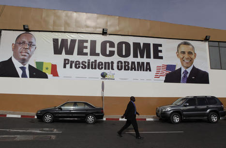 Mandela's health may overshadow Obama's return to Africa - CBS News | The New Africa Project | Scoop.it