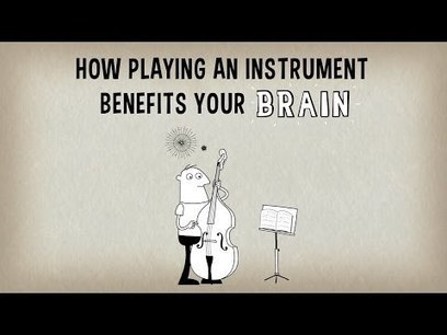 How playing an instrument benefits your brain - Anita Collins | Potpourri | Scoop.it