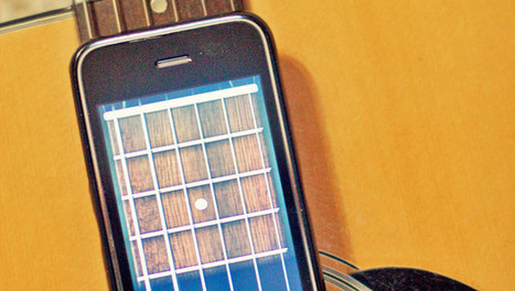 A Dozen Apps For The Connected, Smartphone-Wielding Musician | The New Business of DIY Music | Scoop.it