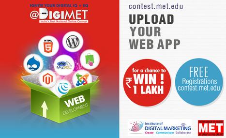 DigiMET - Web App's Contest | Web App Contest | Scoop.it