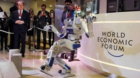 Ανατροπές στην αγορά εργασίας φέρνει η «4η Βιομηχανική Επανάσταση» | Differentiated and ict Instruction | Scoop.it