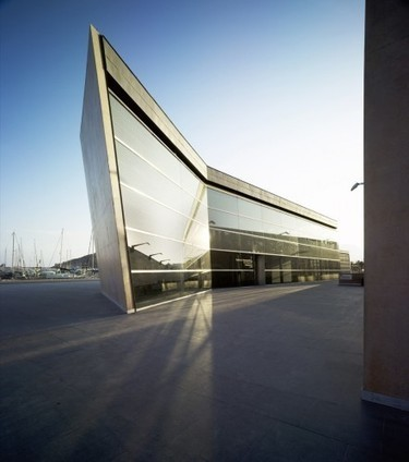 [Cartagena, Spain] National Museum of Underwater Archaeology / Estudio Vazquez Consuegra | The Architecture of the City | Scoop.it