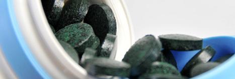 La spiruline : l'algue 100% bienfaits | Bouger, manger pour votre santė | Scoop.it