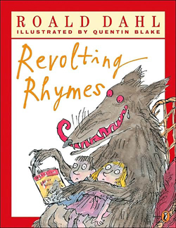 Roald Dahl - Children's Poetry Archive | Primary Education Resources and Ideas | Scoop.it