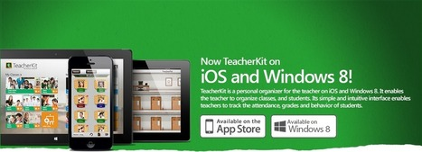 TeacherKit - No classroom without it! for iPads, iPhones, iPods and Windows 8 | Free Apps for Busy Educators | Scoop.it