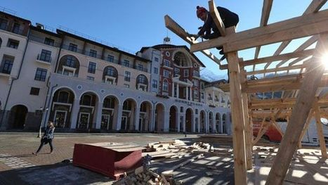 Sochi squalor: Journalists report hotel horror stories as Russians scramble to finish construction | Where ever you go, go with all your heart | Scoop.it