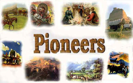 Projects by Students for Students: Pioneers - Resources for Teaching American Westward Expansion | Learning, Teaching & Leading Today | Scoop.it