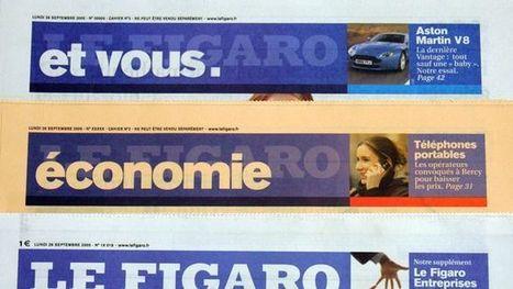 """Le Figaro, un média converti au """"big data""""   Les médias face à leur destin   Scoop.it"""
