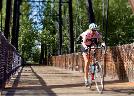 Best Bicycle Vacation Cities: Travel Guide | Bicycling Magazine | South Carolina | Scoop.it