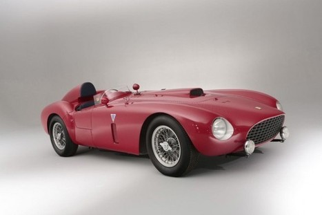 $18 Million Ride 1954 Ferrari 375plus- Voniz Articles | Tech News Voniz Articles | Scoop.it