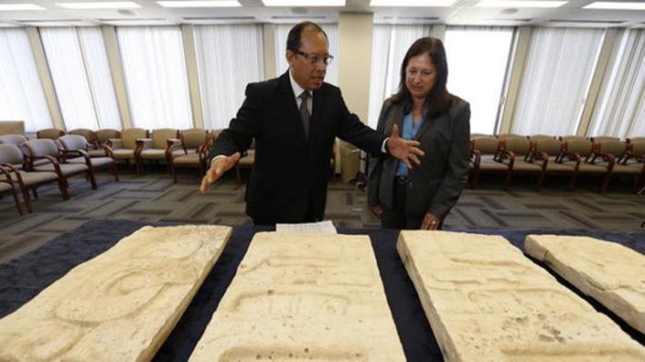 FBI returns Mayan artefacts to Guatemala | Archaeology News Network | Kiosque du monde : Amériques | Scoop.it