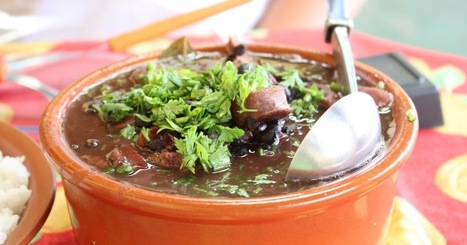 Recette de feijoada brésilienne (Plat national du Brésil) | Street food : la cuisine du monde de la rue | Scoop.it