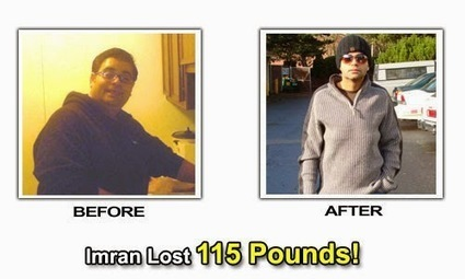 Imran's Success Story : I lost 115 pounds! | Useful Weight Loss Ideas | Useful Weight loss Ideas | Scoop.it
