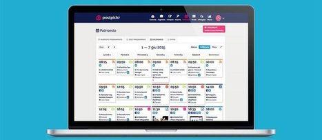 PostPickr programmare sui social | Social Media Marketing | Scoop.it