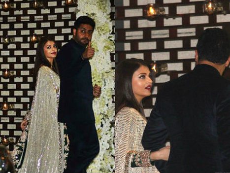PICS! Aishwarya Rai & Shahrukh Look Breathtaking At The Ambani's Bash; Other Big Stars Spotted Too! - Filmibeat | Celebrity Entertainment News | Scoop.it