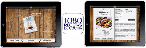 App 1080 Recetas de Cocina de Simone Ortega   FlavorCook IT!   Scoop.it