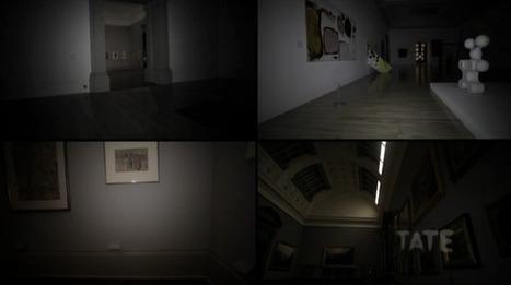 Des robots télécommandés pour visiter un musée durant la nuit | Musées et outils numériques | Scoop.it