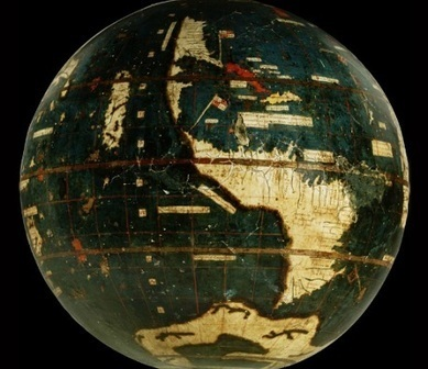 Numérisation de 55 globes anciens en 3D - IDBOOX   MuséoPat   Scoop.it