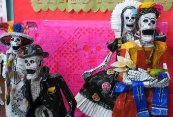 The Mexican Day of the Dead - The Changing Face of Mexico | North and South America | Scoop.it