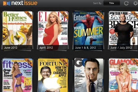 "Next Issue brings 39 all-you-can-read magazines to iPad | ""Biz Mobile Marketing"" 
