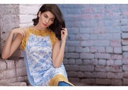Sobia Nazir Unstitched Tunics Dress Collection for Ladies 2015 | newteenstyle | Scoop.it