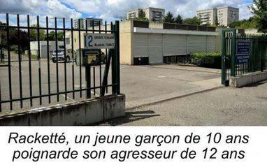 Vénissieux : racketté, un jeune garçon de 10 ans poignarde son agresseur de 12 ans | Les infos de SXMINFO.FR | Scoop.it
