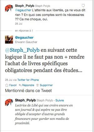 Cross Media Consulting : L'actu media web - Pourquoi Twitter fait-il tellement peur à certains journalistes ? | Toulouse networks | Scoop.it