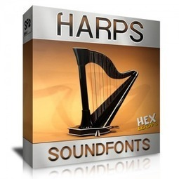 Download Harps Chords - Soundfonts Sf - FL Studio Instruments | Hex Loops | music | Scoop.it