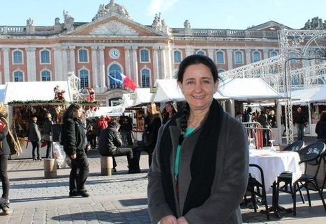 Municipales 2014 : Elisabeth Belaubre, candidate à Toulouse, mais... | Toulouse La Ville Rose | Scoop.it